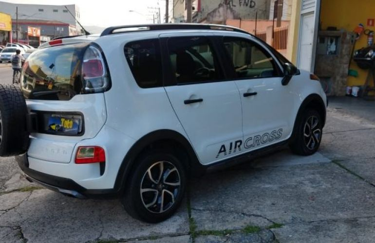 Citroën Aircross Tendance 1.6 16V (Flex) - Foto #7