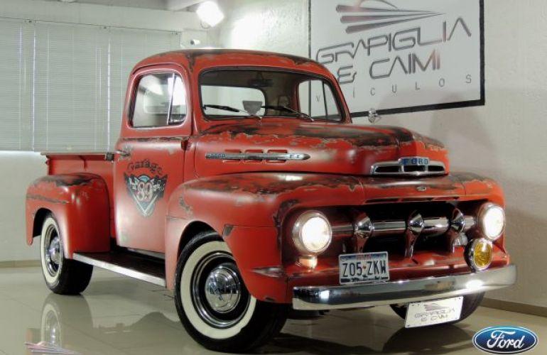Ford F-1 Pickup 6cc - Foto #1