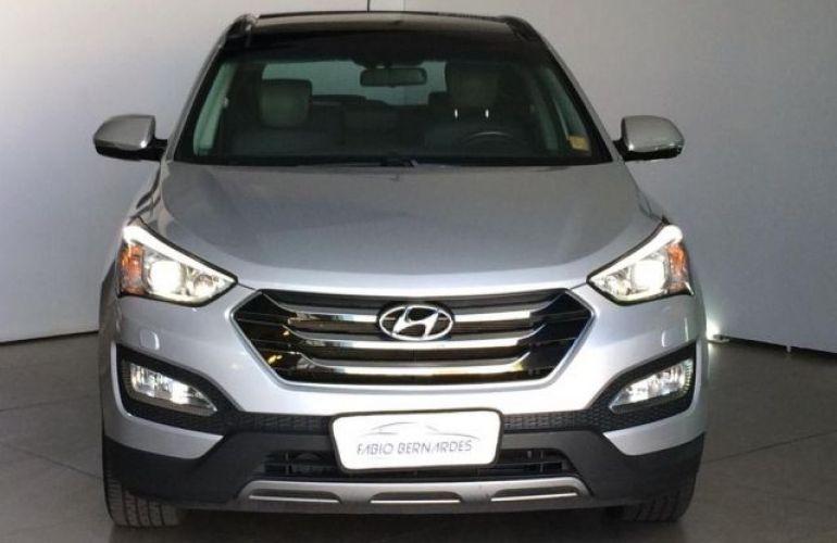 Hyundai Santa Fé 4x4 7 Lugares 3.5 V6 270CV - Foto #1
