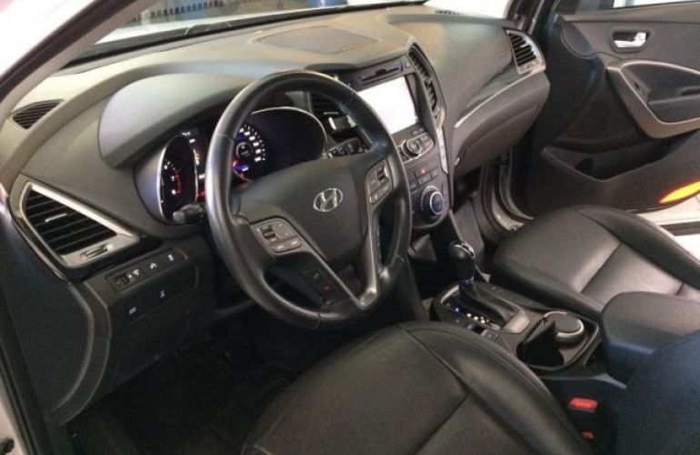 Hyundai Santa Fé 4x4 7 Lugares 3.5 V6 270CV - Foto #8