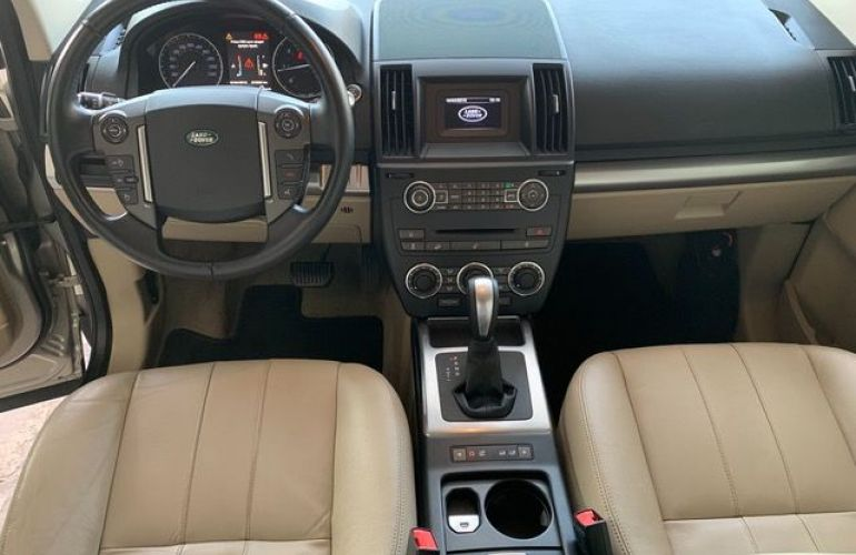 Land Rover Freelander 2 S SD4 2.2 16V Turbo - Foto #7