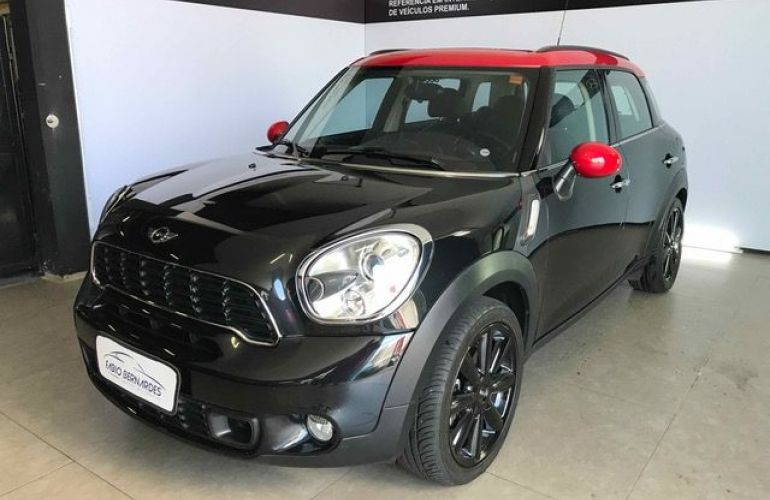 Mini Countryman S 1.6 16V Turbo - Foto #4