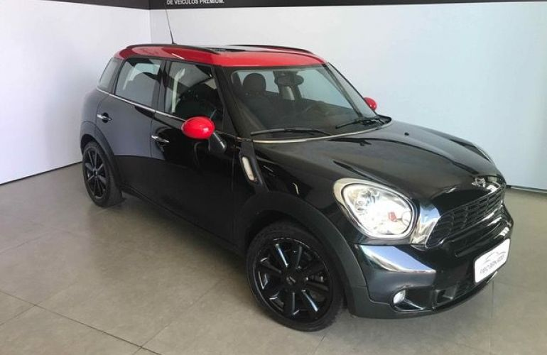 Mini Countryman S 1.6 16V Turbo - Foto #5