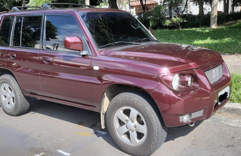 Mitsubishi Pajero TR4 2.0 16V (flex) (aut) - Foto #5