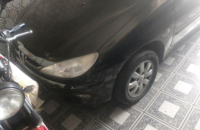 Peugeot 206 SW Feline 1.6 (flex) - Foto #7