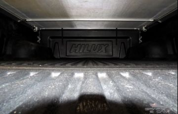 Toyota Hilux SRV 4X4 Cabine Dupla 3.0 Turbo Intercooler 16V - Foto #8