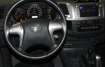 Toyota Hilux SRV 4X4 Cabine Dupla 3.0 Turbo Intercooler 16V - Foto #9