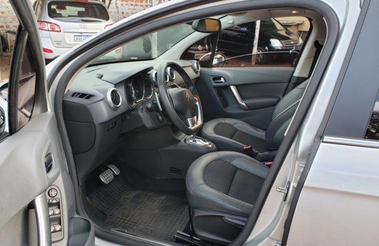 Citroën C3 Exclusive 1.6 VTI 120 (Flex) (Aut) - Foto #4