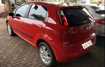 Fiat Punto Attractive 1.4 (Flex) - Foto #3