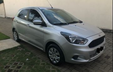Ford Ka Hatch SE 1.0 (Flex) - Foto #2