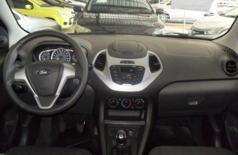 Ford KA SE 1.5 - Foto #6