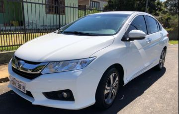 Honda City EX 1.5 CVT (Flex) - Foto #3