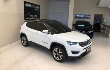 Jeep Compass Limited AT6 2.0 16V Flex - Foto #1