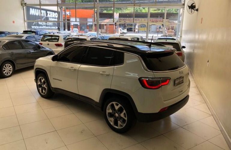 Jeep Compass Limited AT6 2.0 16V Flex - Foto #2