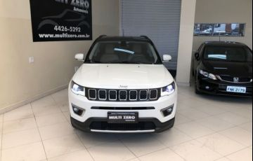 Jeep Compass Limited AT6 2.0 16V Flex - Foto #7