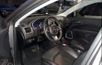 Jeep Compass 2.0 TDI Multijet Longitude 4WD (Aut) - Foto #5