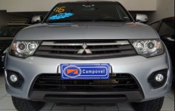 Mitsubishi L200 Triton HPE 4x4 Cabine Dupla 3.5 V6 24V Flex