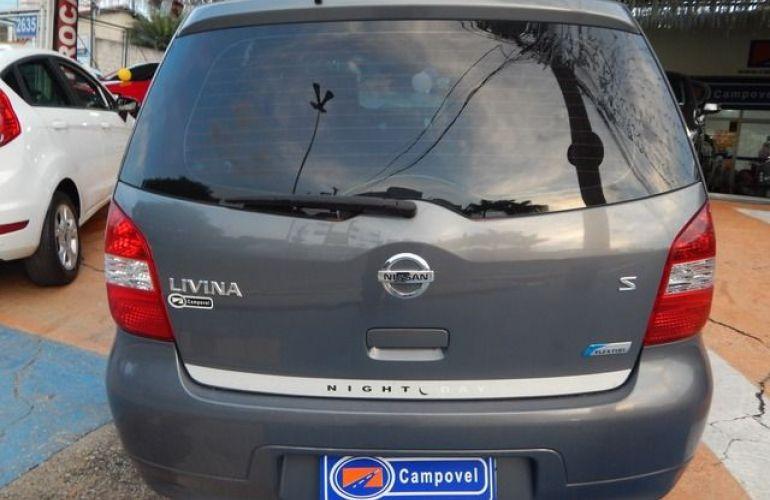 Nissan Livina S 1.6 16V (flex) - Foto #5