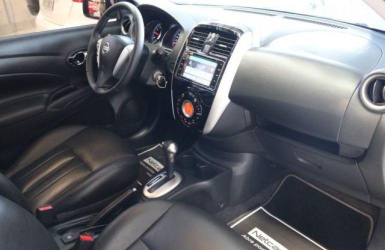 Nissan Versa UNIQUE 1.6 16V Flex - Foto #10