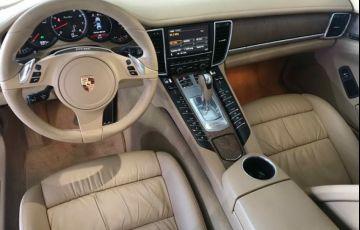 Porsche Panamera 4.8 Turbo V8 - Foto #6