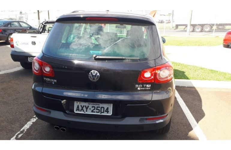 Volkswagen Tiguan 2.0 TSI 4WD - Foto #2