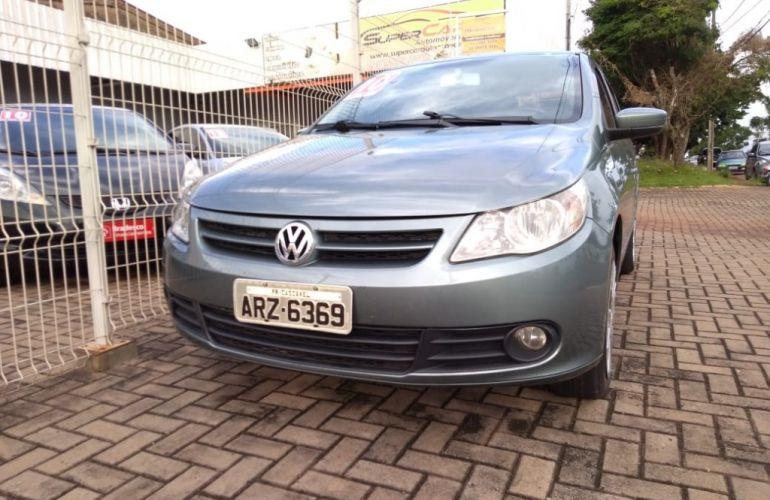 Volkswagen Voyage 1.0 MPI City (Flex) - Foto #2