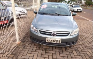 Volkswagen Voyage 1.0 MPI City (Flex) - Foto #3