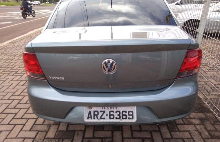 Volkswagen Voyage 1.0 MPI City (Flex) - Foto #5