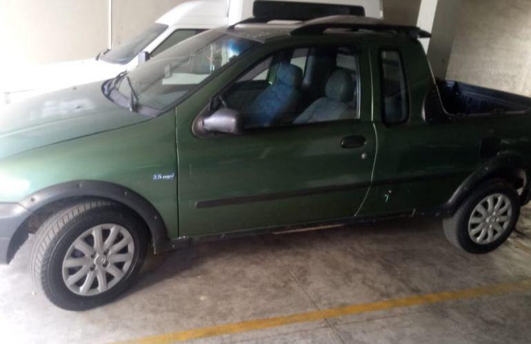 Fiat Strada Working 1.5 Mpi (Cabine Estendida) - Foto #3