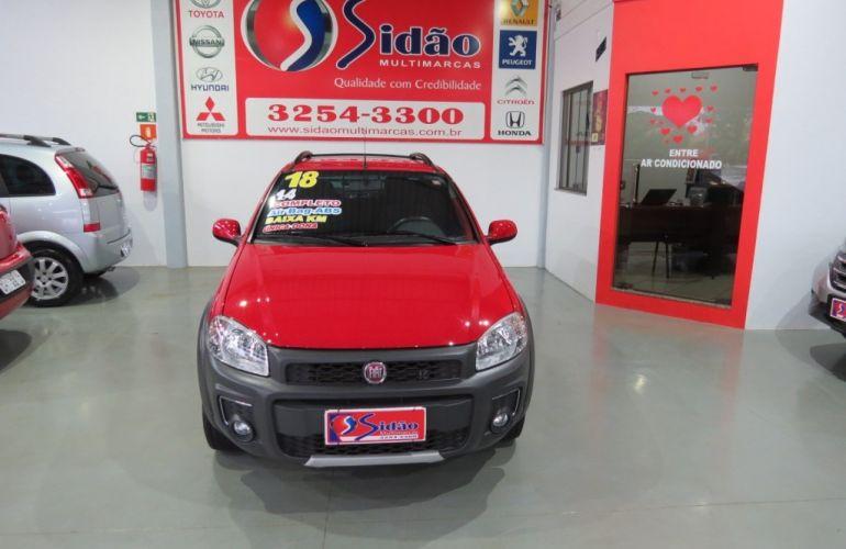 Fiat Strada Hard Working 1.4 (Flex) (Cabine Dupla) - Foto #1
