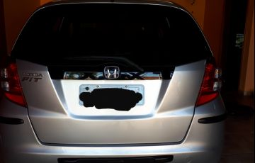 Honda New Fit LXL 1.4 (flex) - Foto #3