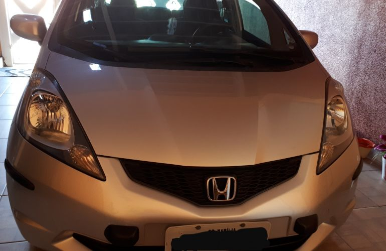 Honda New Fit LXL 1.4 (flex) - Foto #4