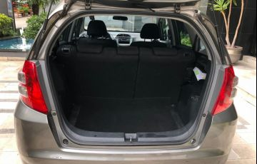 Honda New Fit DX 1.4 Flex (aut) - Foto #2
