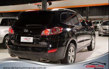 Hyundai Santa Fe GLS 3.5 V6 4x4 5L - Foto #3