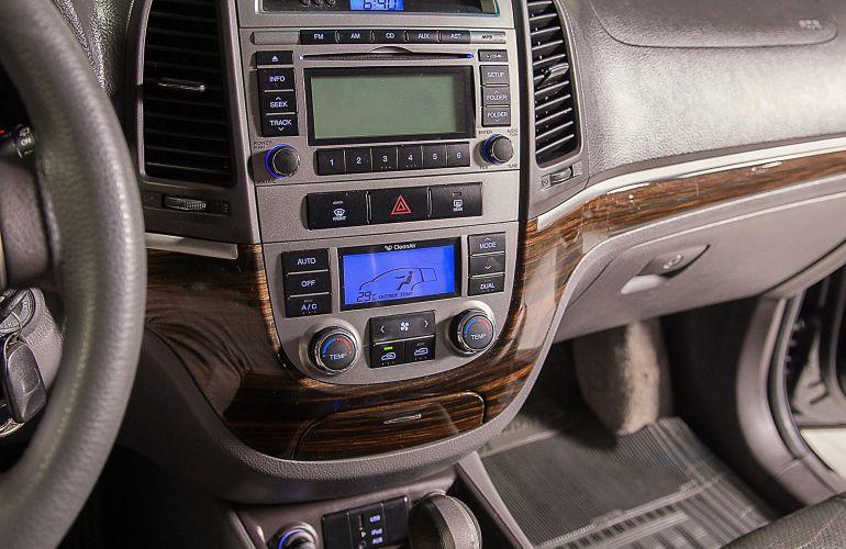 Hyundai Santa Fe GLS 3.5 V6 4x4 5L - Foto #6