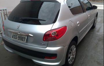 Peugeot 207 Hatch X-Line Web 1.4 8V (flex) (4 p.) - Foto #3