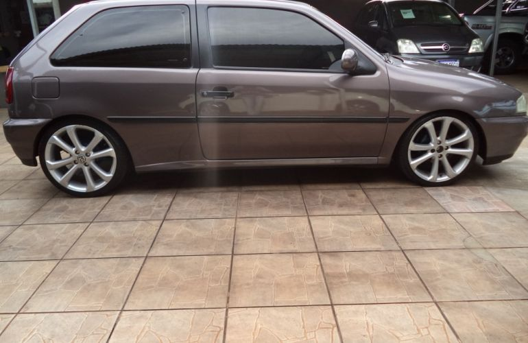 Volkswagen Gol GL 1.8 MI 2p - Foto #5
