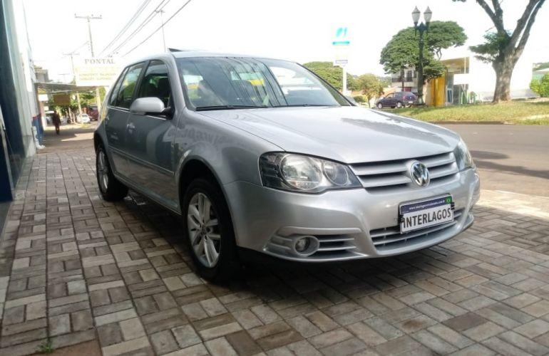 Volkswagen Golf  Sportline 1.6 VHT Total (Flex) - Foto #4