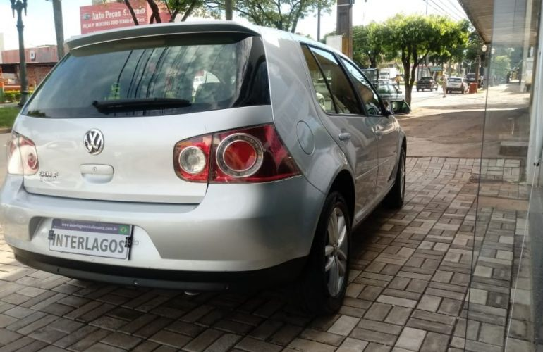 Volkswagen Golf  Sportline 1.6 VHT Total (Flex) - Foto #6
