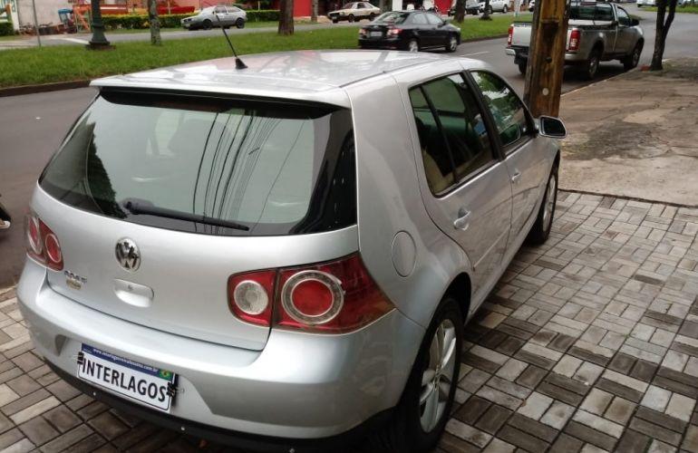 Volkswagen Golf  Sportline 1.6 VHT Total (Flex) - Foto #9