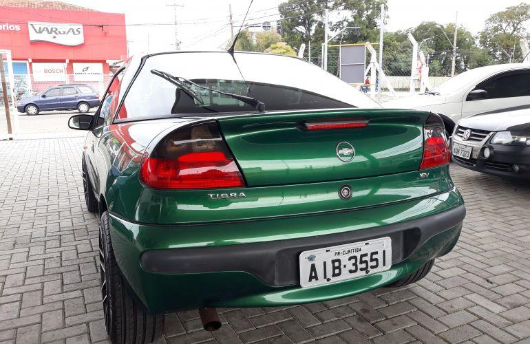 Chevrolet Tigra Coupe 1.6 MPFi 16V - Foto #10