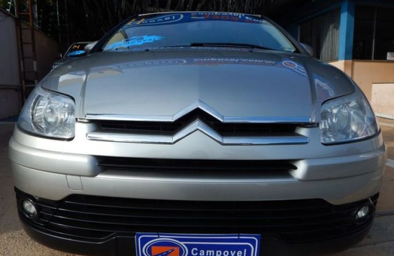 Citroën C4 Pallas GLX 2.0 16V Flex - Foto #1