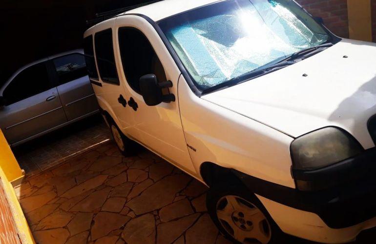 Fiat Doblò EX 1.3 16V Fire - Foto #8