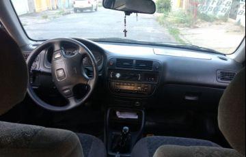 Honda Civic Sedan EX 1.6 16V - Foto #2