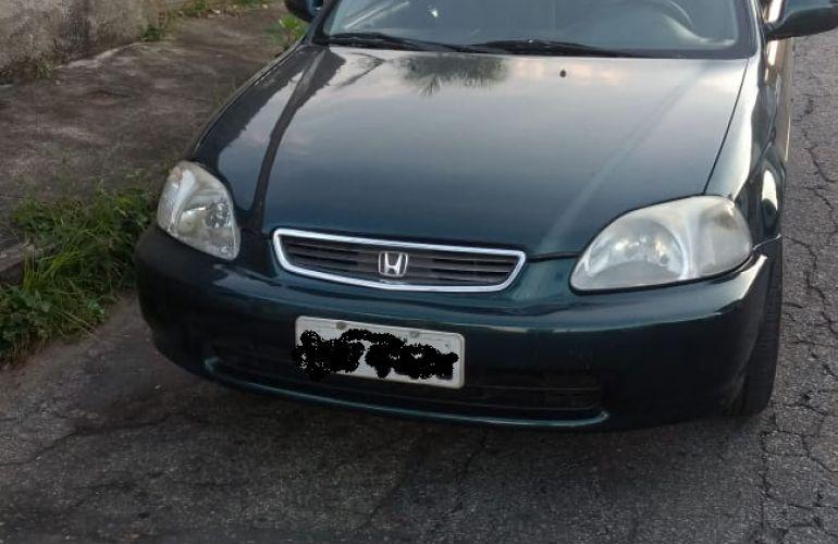 Honda Civic Sedan EX 1.6 16V - Foto #8
