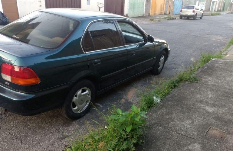 Honda Civic Sedan EX 1.6 16V - Foto #9