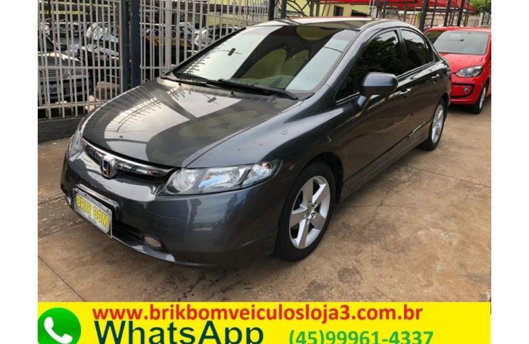 Honda New Civic LXS 1.8 16V (Aut) (Flex) - Foto #2
