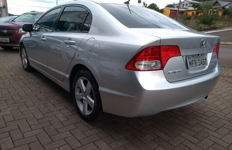 Honda New Civic LXS 1.8 (Flex) - Foto #4