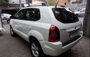Hyundai Tucson GLS 4x2 2WD 2.0 16V - Foto #8