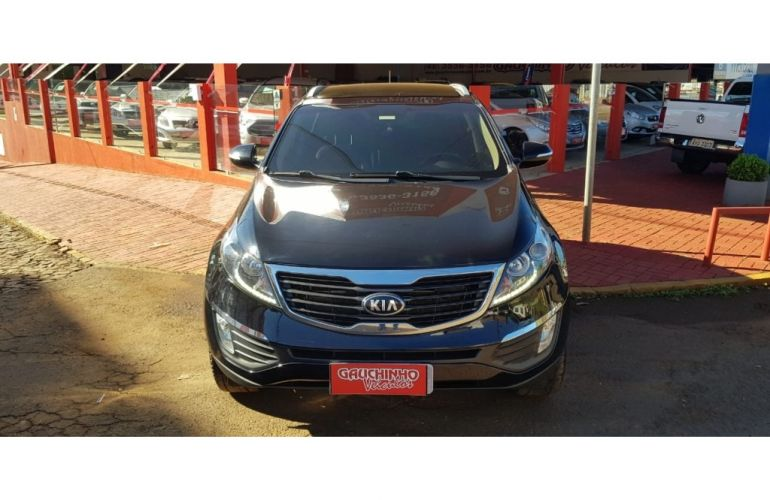 Kia Sportage EX 2.0 4x2 16V (aut) - Foto #2